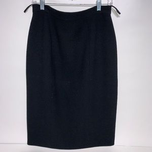 CHANEL pencil skirt Size 12